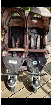 TFK TwinnerTwist Duo Zwillingskinderwagen