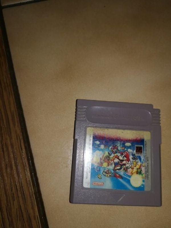 Super Mario Land - Gameboy