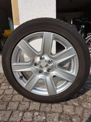 Original Audi Alu-Felgen 17-Zoll-Felgen mit