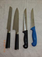4 Messer von Solingen und