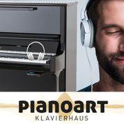YAMAHA U3 Premium-Gebraucht-Klavier mit Silent-System
