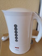 Wasserkocher neuwertig 1 7 Liter