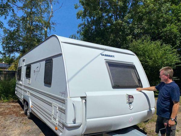 Wohnwagen Tabbert Vivaldi 650 Modell