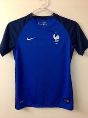 Nike - Frankreich Shirt - Grösse 147 -