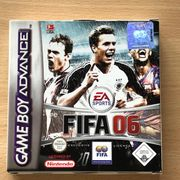 FIFA06 GameBoy Advance
