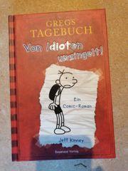 Buch Gregs Tagebuch