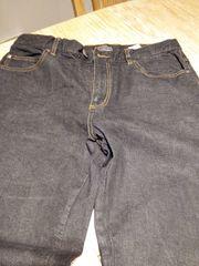 Schöne Schwarze Jeans Größe XL