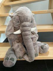 Elefant Stofftier