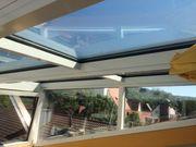 Kunststoff Fenster und Glasscheiben