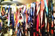 Sammlung mit ca 400 Schlüsselbänder