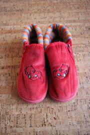 Kinder-Hausschuhe Hüttenschuhe Größe 29 Schuhe