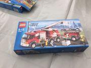 Lego City 7239 Löschzug gebraucht