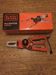 Black Decker Elektro-Astschere Alligator 550W