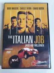 The Italien Job DVD