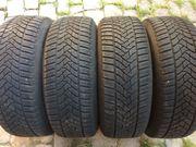 4 x Winterreifen Dunlop M