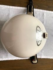 Retro Scooter-Helm - weiß creme - 65EUR