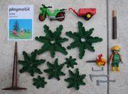 Playmobil Waldarbeiter 3743