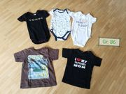 Gr 86 Babybekleidung diverses