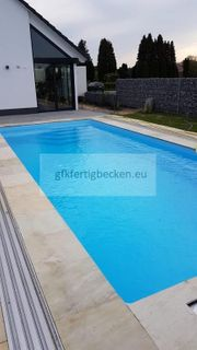 Pool SAMOS gfk Schwimmbecken Schwimmbad