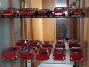 große Ferrari Sammlung 22 Stück