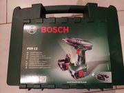 BOSCH 0603955501 PSR 12 AKKUSCHRAUBER