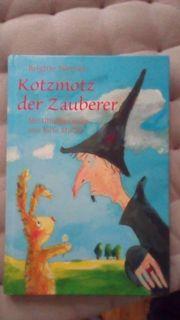 Buch Kotzmotz der Zauberer