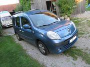 Renault Kangoo II Freizeit Campingausbau
