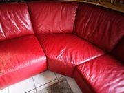 Leder Couch - NP 2 700