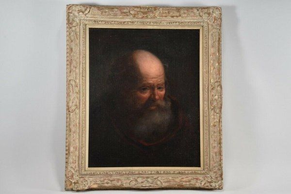 Gemälde Altmeister Bernardo Strozzi