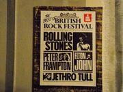 Notenbuch British Rock Festival - 18