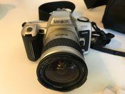 Minolta Dynax Spiegelreflex-Kamera 505si Super