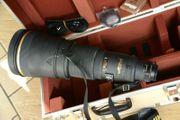 Nikon AF-S Nikkor 600mm 1