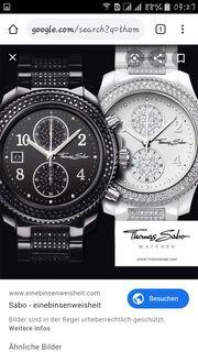 Thomas Sabo Keramik Uhr