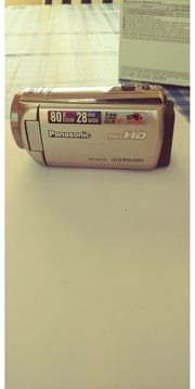 PANASONIC VIDEO CAMERA HC-V510