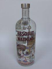 Absolut Vodka Limited Edition Watkins