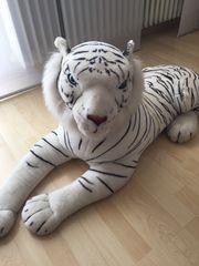 XXL Tiger Stofftier 125 cm