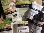 Dr Scheller Naturkosmetik Produktpaket NEU