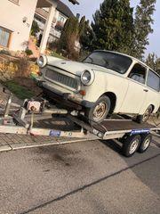 Trabant 601 Kombi mit Papieren