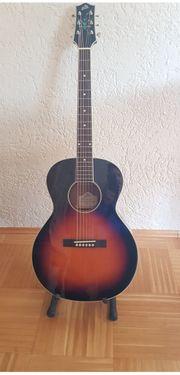 Akustikgitarre Loar LH 200 SN