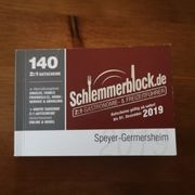 Schlemmerblock 2019 Speyer-Germersheim