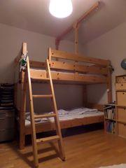 Flexa Kinderbett Stockbett Holz