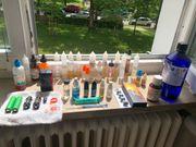 E-Shisha Set Akkuträger Akkus Liquids
