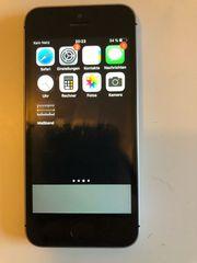 iPhone SE 16 GB Space