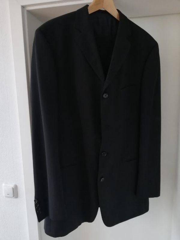 zarte Farben Waren des täglichen Bedarfs größte Auswahl von 2019 Hugo Boss, 3teiliger Anzug/ schwarz - Gr. 106 in ...