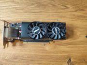 MSI GeForce GTX1050 TI 4GB