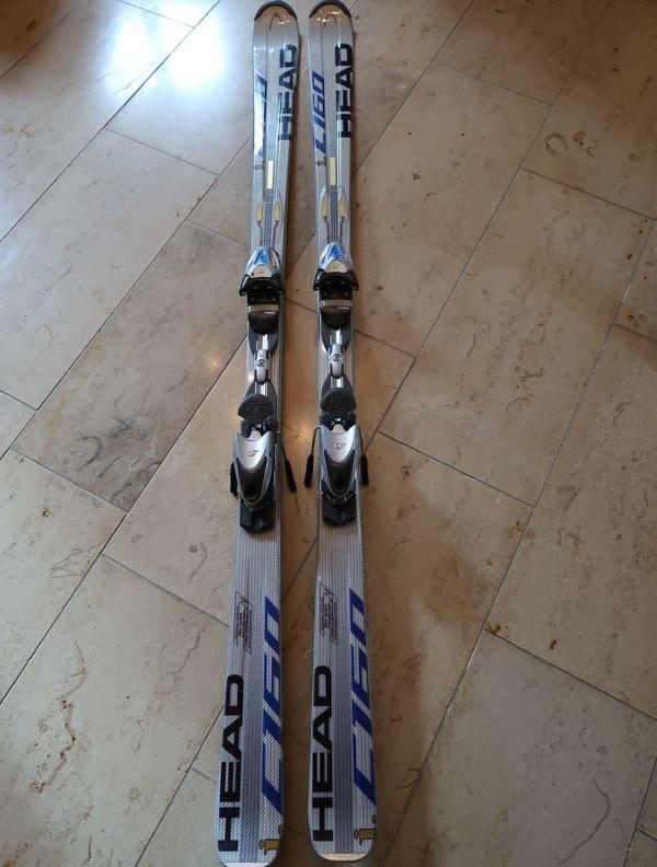 Head Ski 177cm Salomon Schuh