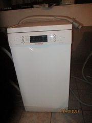Geschirrspüler Spülmaschine 45-cm Standgerät