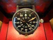 LACO Beobachtungs-Uhr FL2383 aus 194345 - Militäruhr