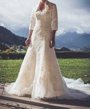 Hochzeitskleid 34 36