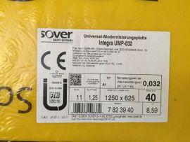Dämmstoff Isover Integra UMP-32 Universal: Kleinanzeigen aus Berg Neulauterburg - Rubrik Sonstiges Material für den Hausbau